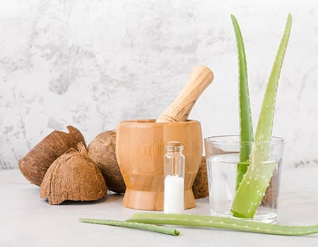 natural ingredients small batch skincare