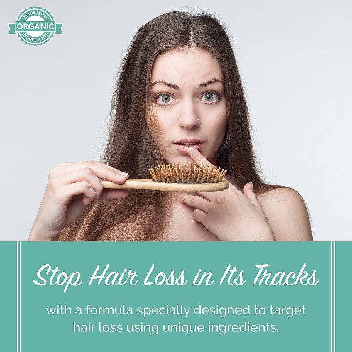 Hair Loss Tea Tree Shampoo - itsgoodonya
