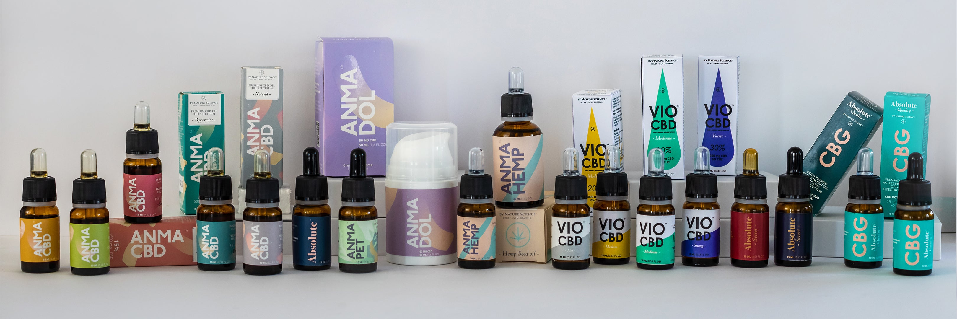 Nature Science Group - Nature Science CBD Products