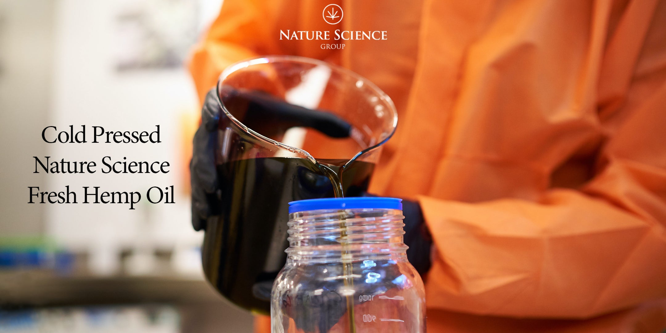 Nature Science Group - Nature Science Cold Pressed Hemp Oil