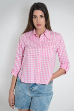 Load image into Gallery viewer, Gingham Shirt