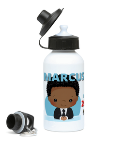 Personalised Sports Water Bottle | Boy | Boss