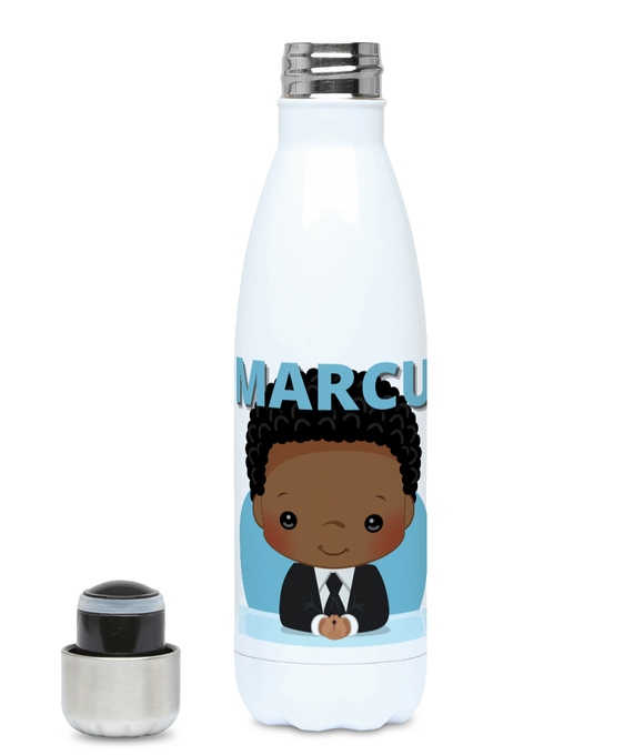 BLM Personalised Boy Boss Hydro Flask