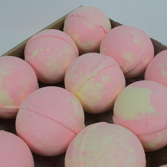 Jumbo Bath Bombs | Bath Time Bliss | Shea Butter