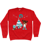 BLM Christmas Morning Sweatshirt