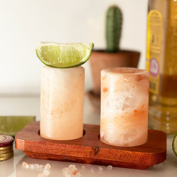 Shot Glasses | Himalayan Salt