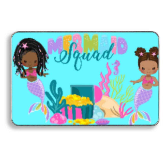 BlackLikeMe Jigsaw Puzzle & Matching Tin - Mermaid Squad