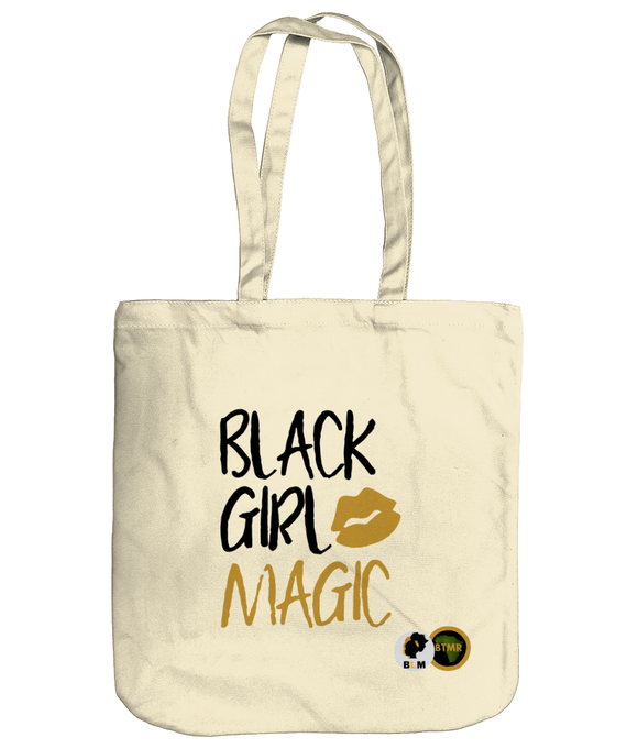 Premium Tote -  Black Girl Magic