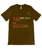 BlackPreneur T Shirt - RGG