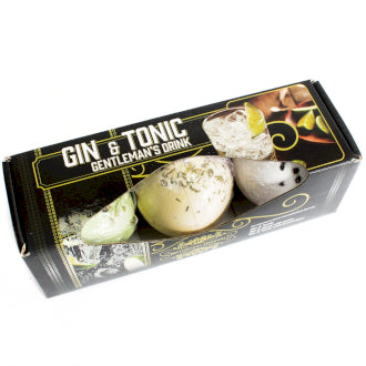Pack of 3 Cocktail Bath Bombs