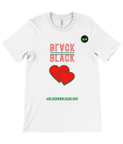 T Shirt | Unisex | Black on Black Love