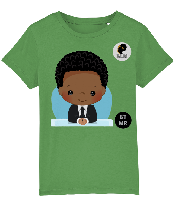 BTMR BlackLikeMe Boy Boss T Shirt