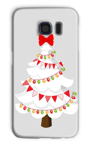 Christmas Tree Test Phone Case