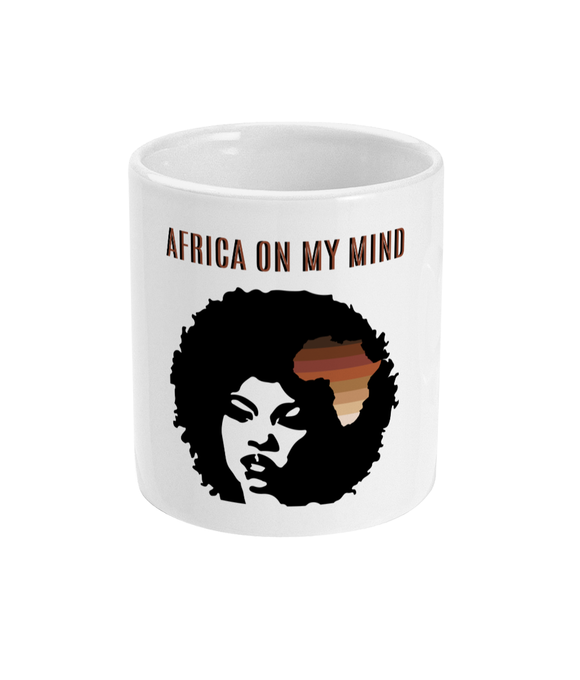 Africa on my Mind Cup