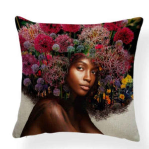 BTMR Home - African Lady Butterfly Afro