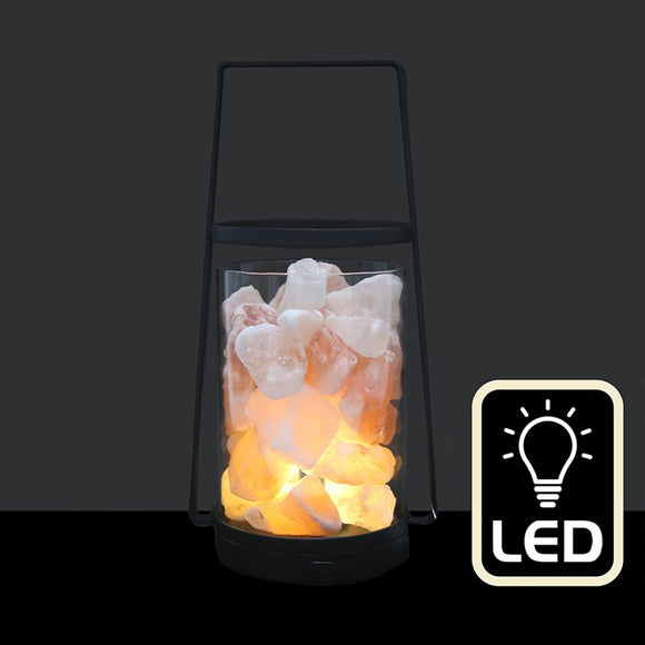 Himalayan Salt | Lanterns | LED Wired