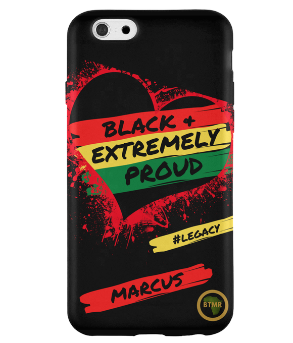 Personalised iPhone 3d Slim Cases - #LEGACY