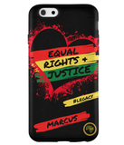 Personalised iPhone 3d Tough Cases - #LEGACY
