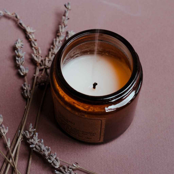 Vegan Candles | Aromatherapy | Soy Wax & Essential Oils