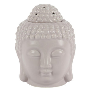 Home Aroma | Burners | Grey Buddha Head