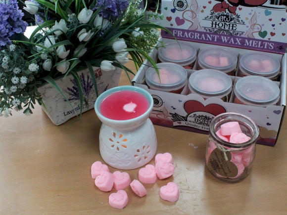 Soy Wax Fragrant Melts Jar