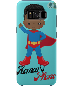 Personalised Samsung Matte 3d Slim Cases - All Designs