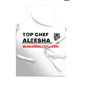 Apron | Adult | Personalised Street Sign