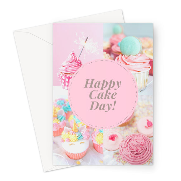 Cards | Birthday | Happy Cake Day 2