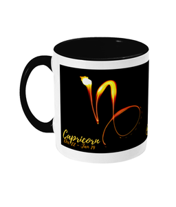 Cup| Zodiac Liquid Gold | Capricorn