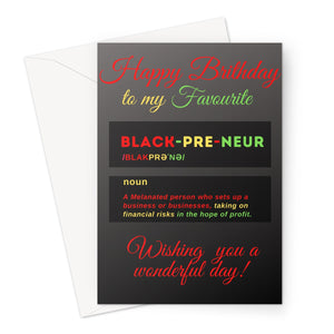 Cards | Birthday | BlackPreneur