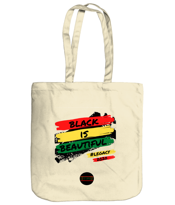 Organic Heavyweight Tote - #LEGACY