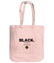 Load image into Gallery viewer, Premium Tote - Black, No Milk (b)