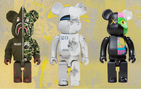 The Most Expensive 1000% Bearbricks Ever Sold