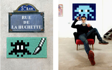 5 things to know about Invader by Christie's Daily