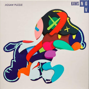 "Kaws - NGV Exclusive ""Stay Steady"" Jigsaw Puzzle 1000 Piece - Sealed"