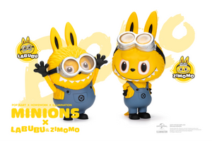 Kasing Lung - Zimomo x Minions (Set of 2)