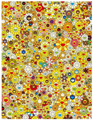 Takashi Murakami - An Homage to IKB. 1957E