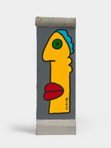 Thierry Noir - The Berlin Wall