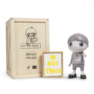 Javier Calleja - Do Not Touch (Grey)