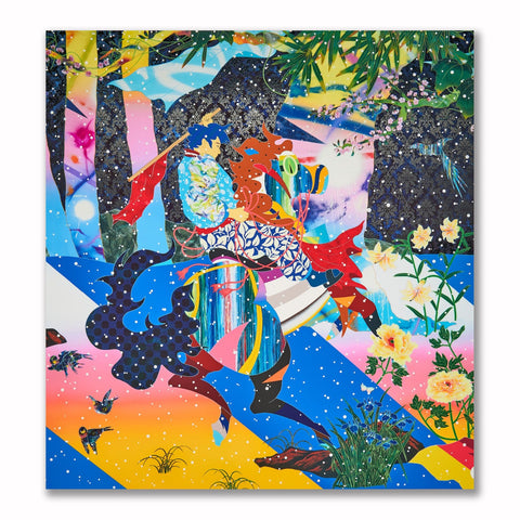 Tomokazu Matsuyama - Honestly Gone Going (Framed)