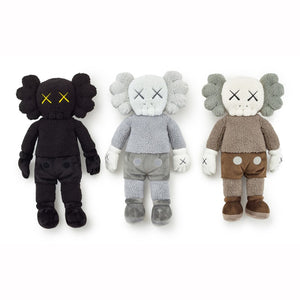 "Kaws Holiday Hong Kong Limited 20"" Plush (Set of 3) - [3whitedots]"