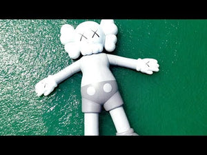 "Kaws - Holiday Hong Kong Limited 20"" Plush (Set of 3)"