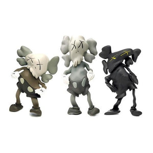 Kaws - Companion Lazzarini Version - (Set of 3)