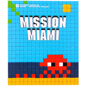 Invader - Mission Miami Book 2012 - Limited Edition