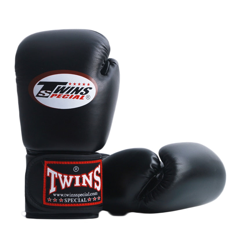 Twins Leather Boxing Gloves
