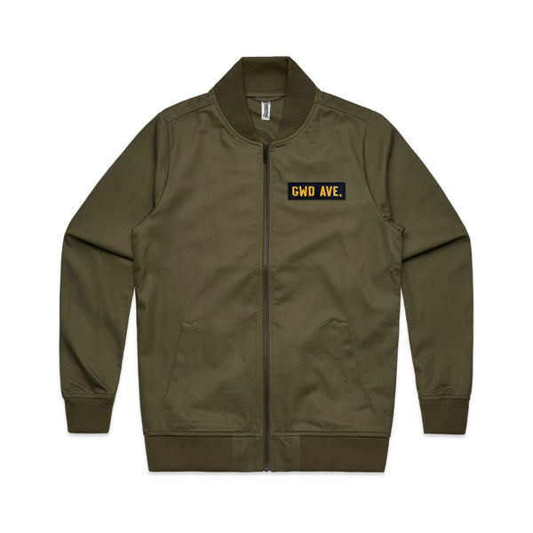 Army Bomber (Green)