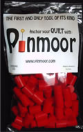 Pinmoor Red (100 Pack)