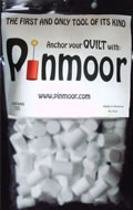 Pinmoor White (100 Pack)