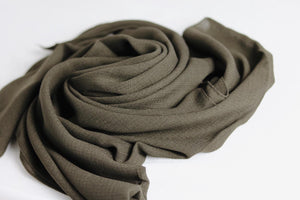 Khaki galaxy scarves
