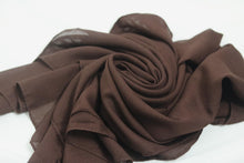 Load image into Gallery viewer, Brown galaxy scarves
